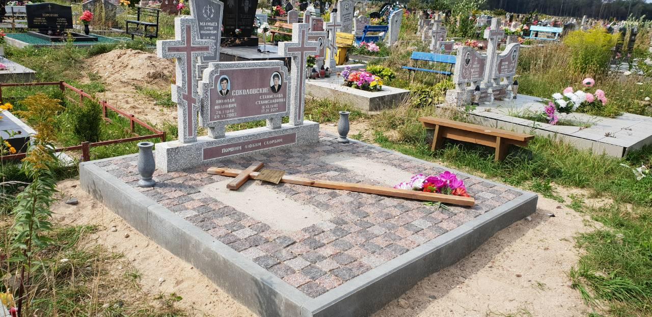 Реконструкция памятников в Гродно