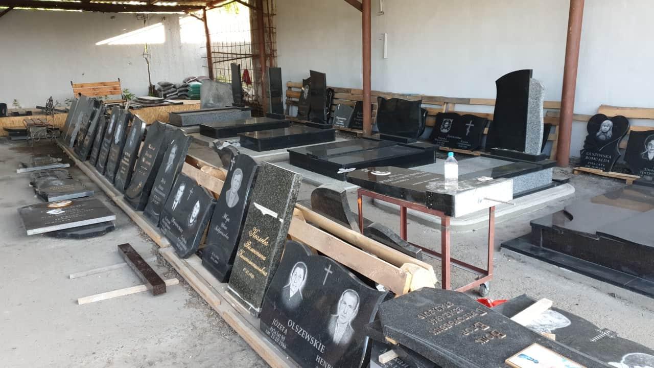 Изготовление памятников завод Стела в Гродно