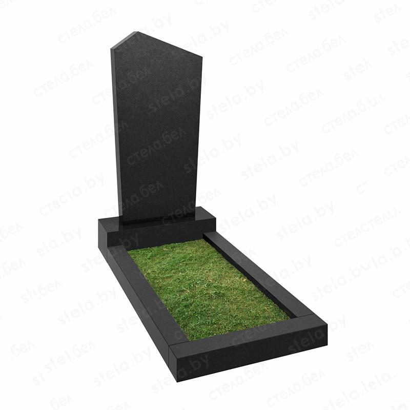 Памятник одинарный купить заказать в Гродно